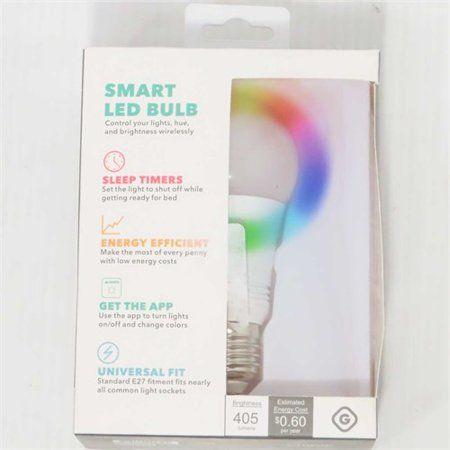 GEMS Smart LED Light Bulb