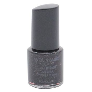 Wet n Wild Megalast Nail Color - Blackmail