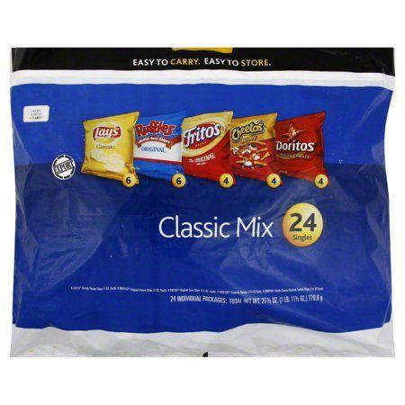 Frito Lay 24 Ct Variety Pack