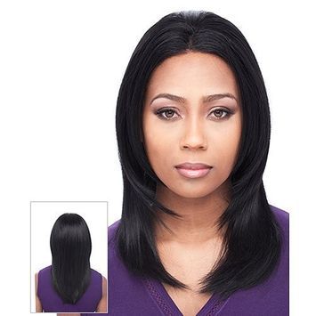 IT'S A WIG Full Lace Wig DAISY - Color #2 - Dark Brown