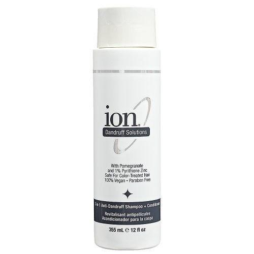 Ion 2 In 1 Anti Dandruff Shampoo Conditioner Reviews 2021