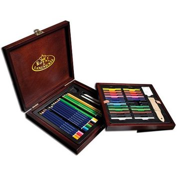 Faber-castel Polychromos Colored Pencil Set In Metal Tin 120pc