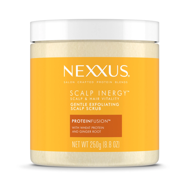 Nexxus  Gentle Exfoliating Scalp Scrub Scalp Inergy 8.8 oz