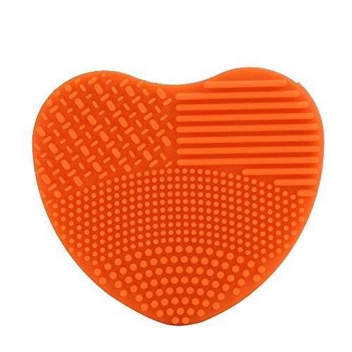 Heart Brush Cleaning Finger Gloves