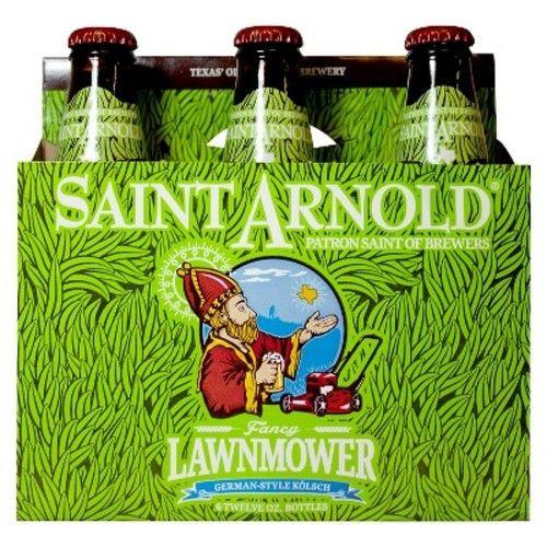 Saint Arnold® Fancy Lawnmower German-Style Kolsh -6pk / 12oz Bottles  Reviews 2021