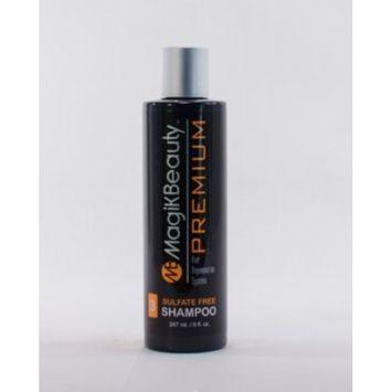 Sulfate Free Shampoo Travel size 2oz | Premium | Innovative Silky Smooth | Professional Nourishment | Straightening Hair
