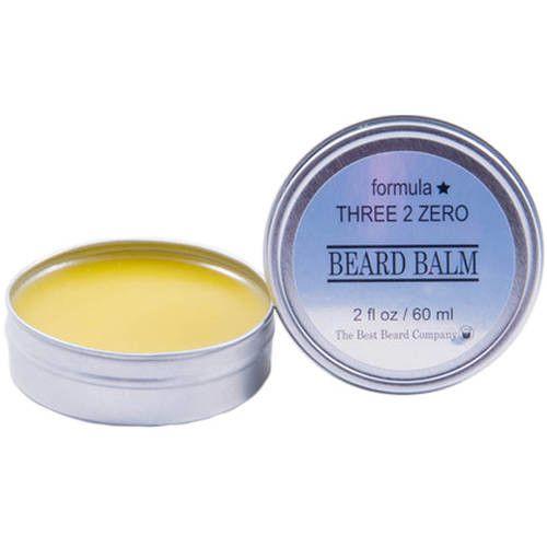 The Best Beard Company Three 2 Zero Beard Balm, 2 fl oz