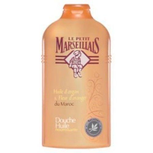 Le Petit Marseillais Moroccan Argan Oil and Orange Blossom Shower Gel - 250 ml