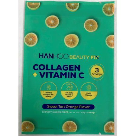 Hanhoo Beauty Fix Collagen Vitamin C Powder Sti