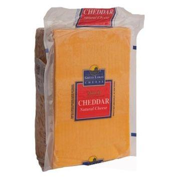 Block Cheddar Cheese 11#