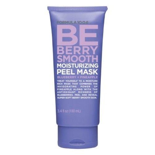 Formula 10.0.6 Be Berry Smooth Moisturizing Peel Mask - 100ml