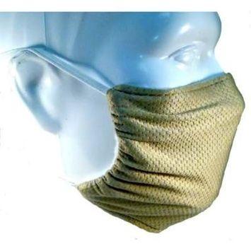 Comfy Mask - Elastic Strap Dust Mask By Breathe Healthy - Lawn & Garden, Woodworking, Dust, Drywall & Sanding