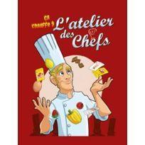 Jeux de société - L'Atelier des Chefs