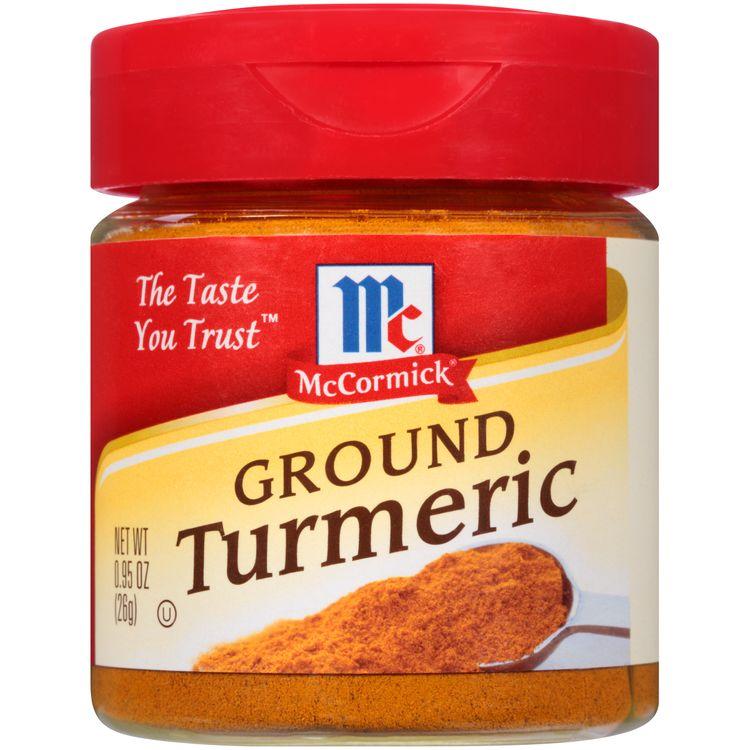 McCormick Ground Turmeric, 0.95 Oz
