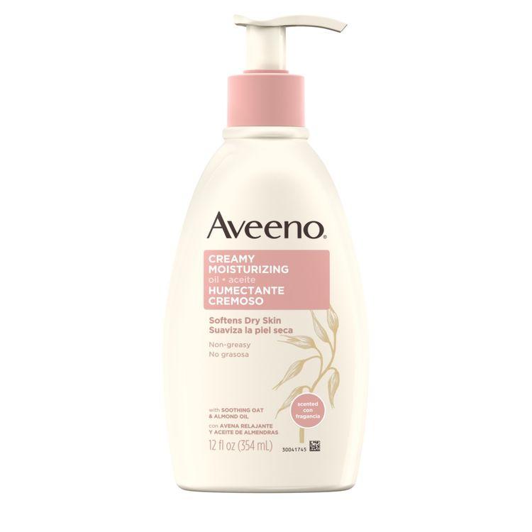 AVEENO® Creamy Moisturizing Oil