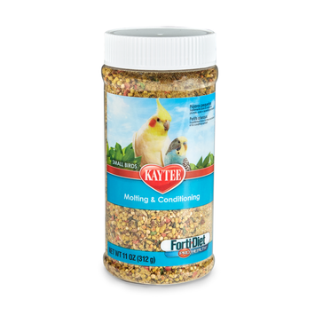 Kaytee Molting and Conditioning Jar -- All Pet Birds 11 oz