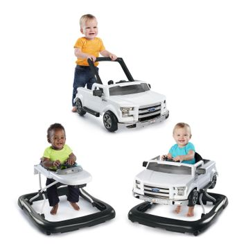 3 Ways to Play Walker - Ford F-150, White