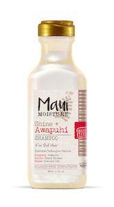 Maui Moisture Awapuhi + Shine Shampoo