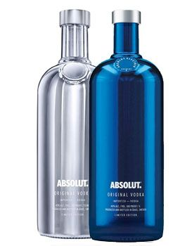 Absolut Vodka Electrik - Limited Edition
