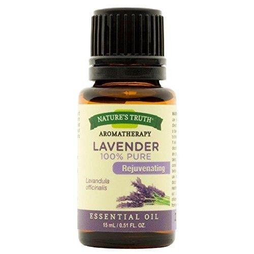Nature's Truth Aromatherapy Lavender Pure Essential Oil 0.51 Oz