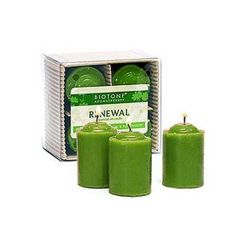 Biotone Essential Oil Votive Candles - Serenity