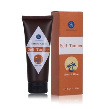 Self Tanner,Self-Tanning Lotion Organic Tanner Long Lasting Sunless Tanner