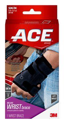 ACE™ Brand Deluxe Wrist Brace