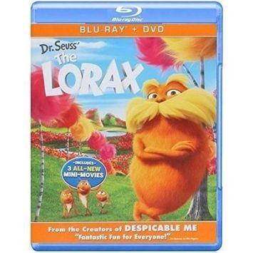 Alliance Entertainment Llc Dr Seuss' The Lorax (blu-ray Disc) (2 Disc)