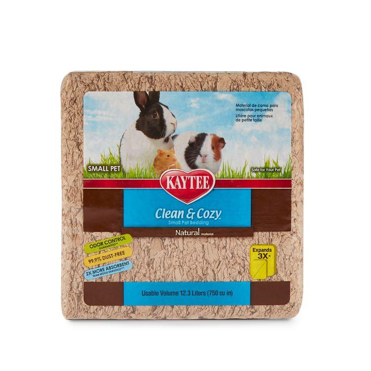 Kaytee Clean & Cozy Natural Natural 12.3 Liters