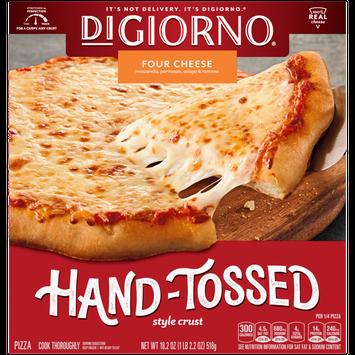 DiGiorno Quattro Formaggi/Four Cheese Frozen Pizza