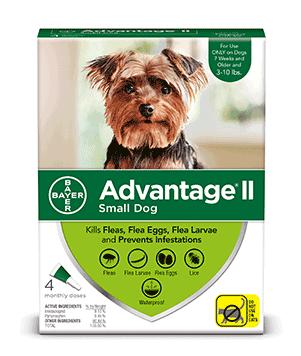 Bayer Animal Advantage® II for Dogs