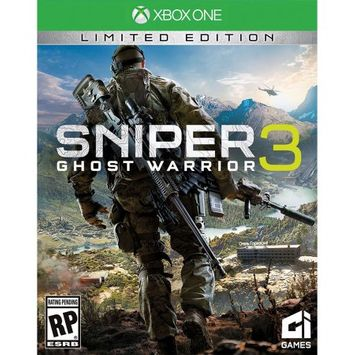Ci Games Sniper: Ghost Warrior 3 - Pre-Owned (Xbox One)