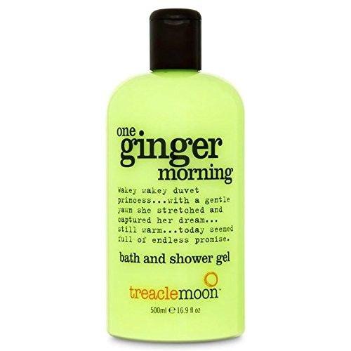 Treacle Moon Ginger Bath & Shower Gel 500ml (PACK OF 6)