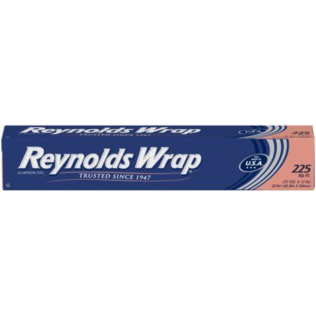 Reynolds Wrap® Aluminum Foil 225 sq. ft. Box