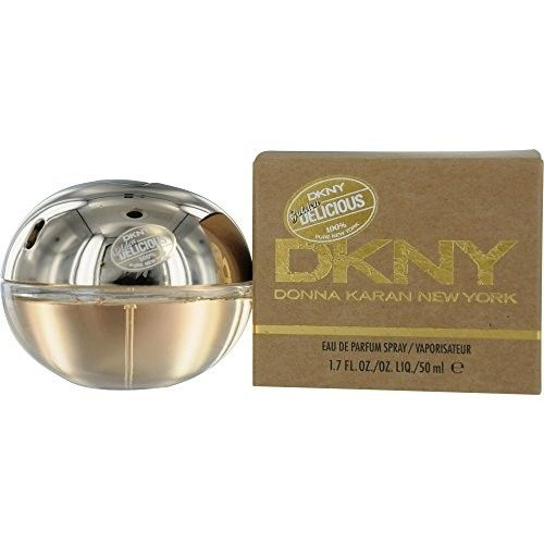 DKNY GOLDEN DELICIOUS by Donna Karan EAU DE PARFUM SPRAY 1.7 OZ for WOMEN ---(Package Of 6)