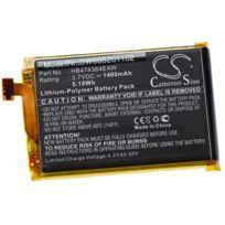 batterie remplace Huawei Hb474364EAW pour router modem mobile hotspot 1400mAh, 3,7V, Li-Polymère