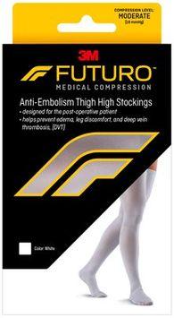 FUTURO™ Anti-Embolism Thigh Length Stockings