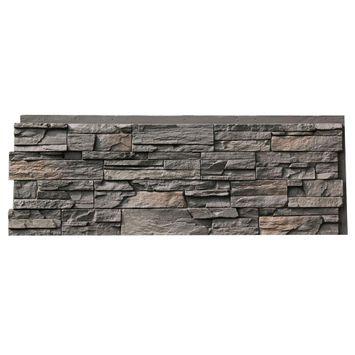 Country Ledgestone Faux Stone Siding Panel