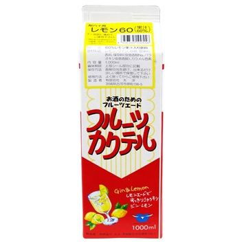 Taiyo sake disuse lemon 60 1000ml