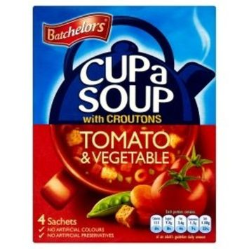 Batchelors Cup a Soup Tomato & Vegetable
