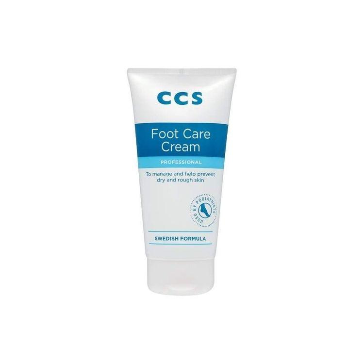 Ccs Swedish Formula Foot Care Cream Professional, Suitable For Diabetics, 175 Ml