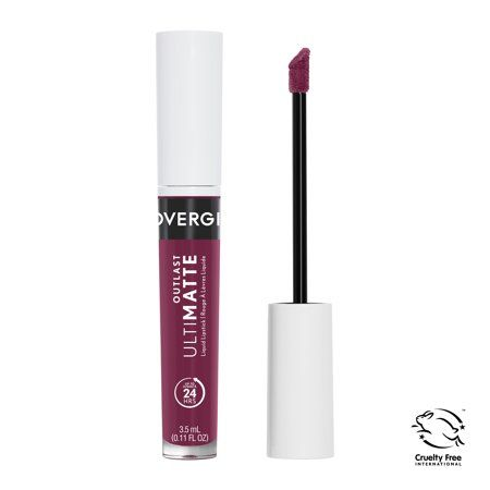 Covergirl Outlast UltiMatte One Step Liquid Lip Color, No Wine-ing