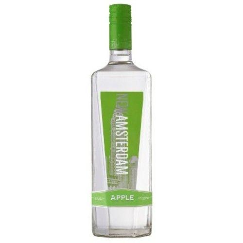 Amsterdam Apple Vodka 1L Bottle