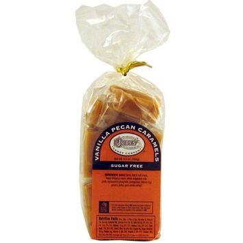Judy's Candy Co. Sugar Free Vanilla Pecan Caramels