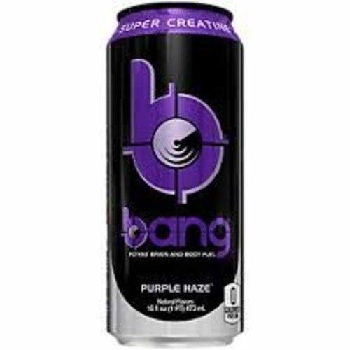 VPX Bang - Purple Haze - 16fl.oz. (Pack of 16)