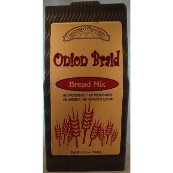 Onion Braid Bread Mix