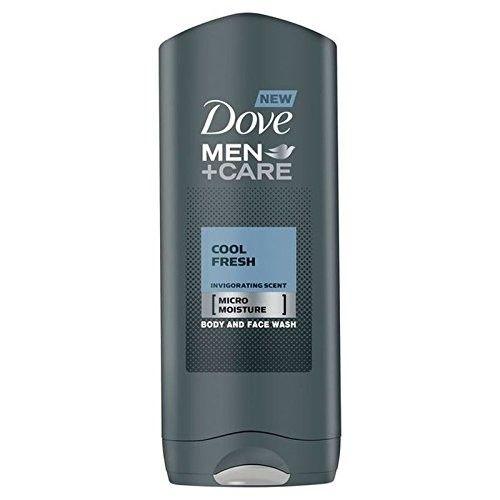 Dove Men+Care Cool Fresh Shower Gel 250ml (PACK OF 6)