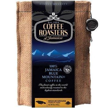 Coffee Roasters of Jamaica 16oz - 100% Jamaica Blue Mountain Ground Coffee