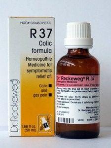 Colic Formula R37 50 ml by Dr. Reckeweg