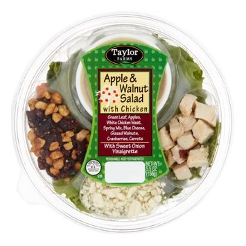 Taylor Farms® Apple & Walnut Salad With Chicken